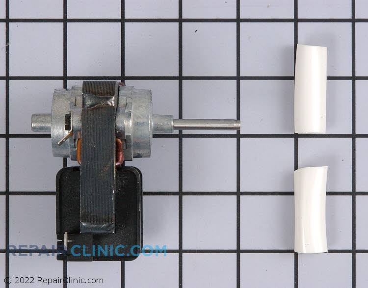 Evaporator fan motor assembly