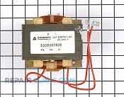High Voltage Transformer - Part # 3391 Mfg Part # 5308037626