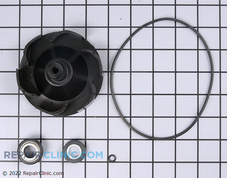 Discharge pump rebuild kit