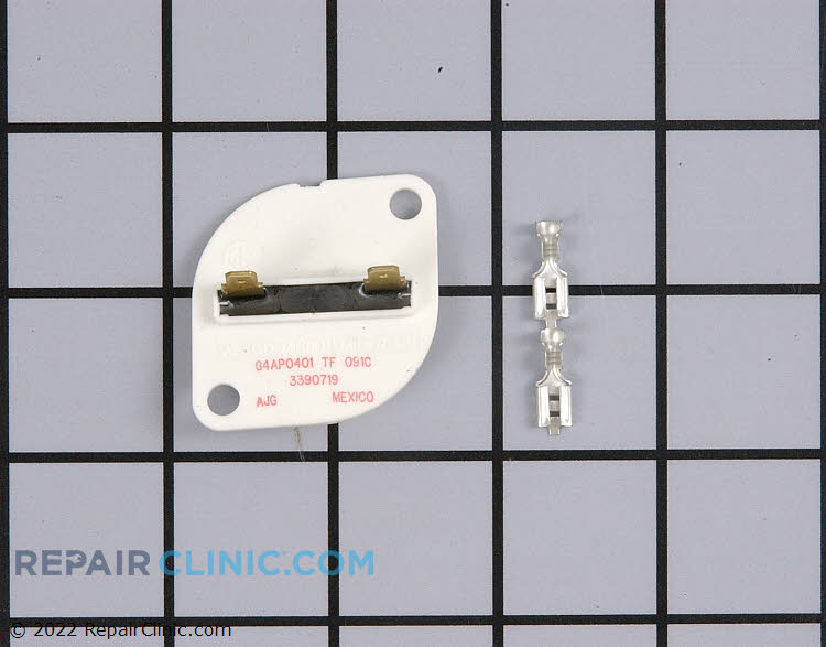 Thermal Fuse WP3390719 Alternate Product View
