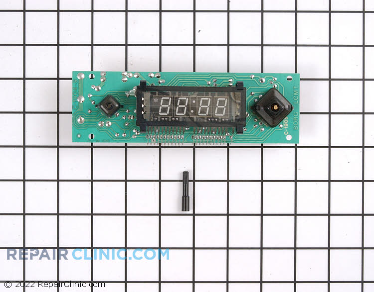 Oven Control Board W10127335 Alternate Product View
