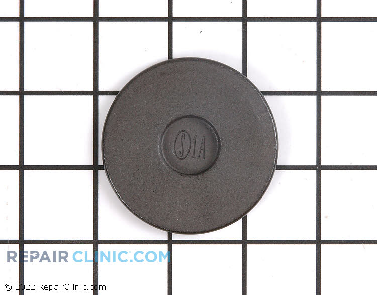 Surface Burner Cap WP3191898 Alternate Product View