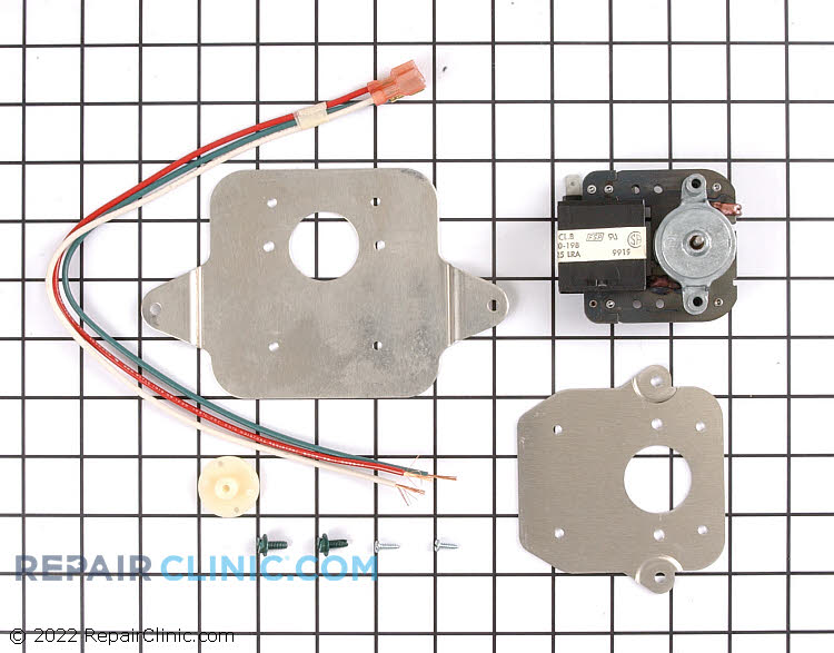 Evaporator Fan Motor 482468 Alternate Product View