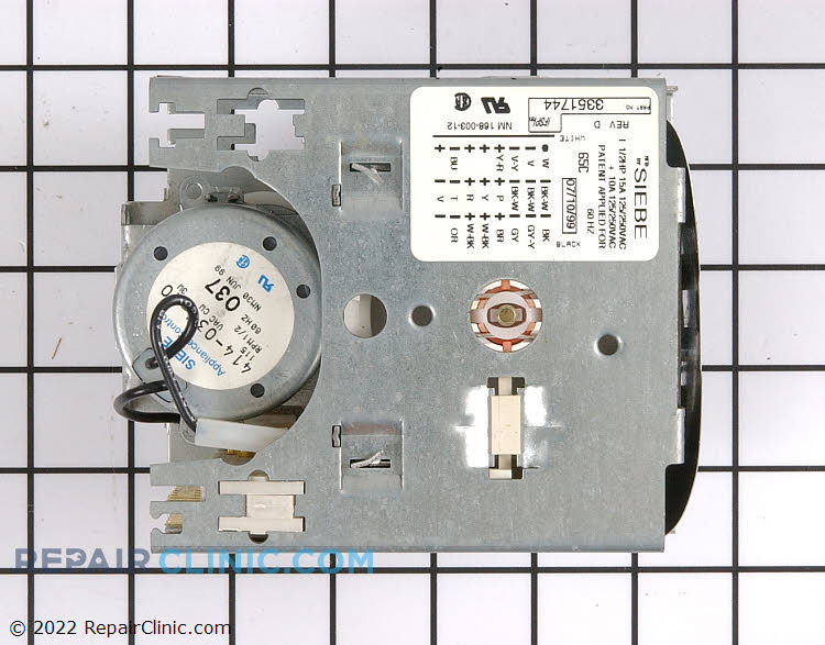 Timer WP3351744 Alternate Product View