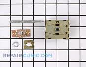 Push Button Switch - Part # 2408 Mfg Part # 813585
