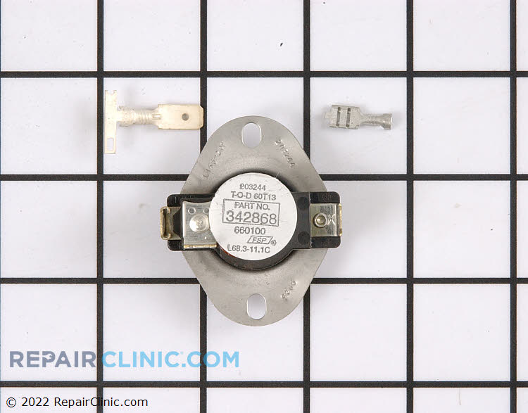 Thermostat kit, 68.3'C-(155'F)