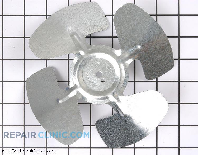 Condenser fan blade, steel