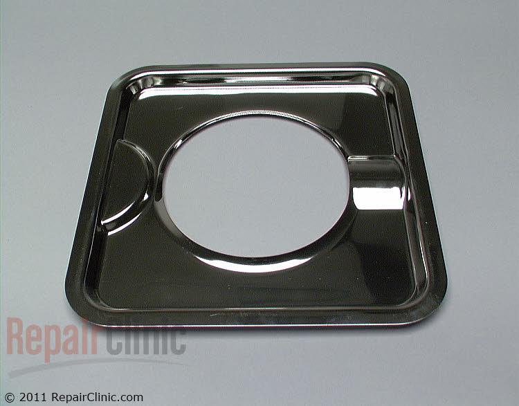 Burner Drip Pan WP786333 Alternate Product View