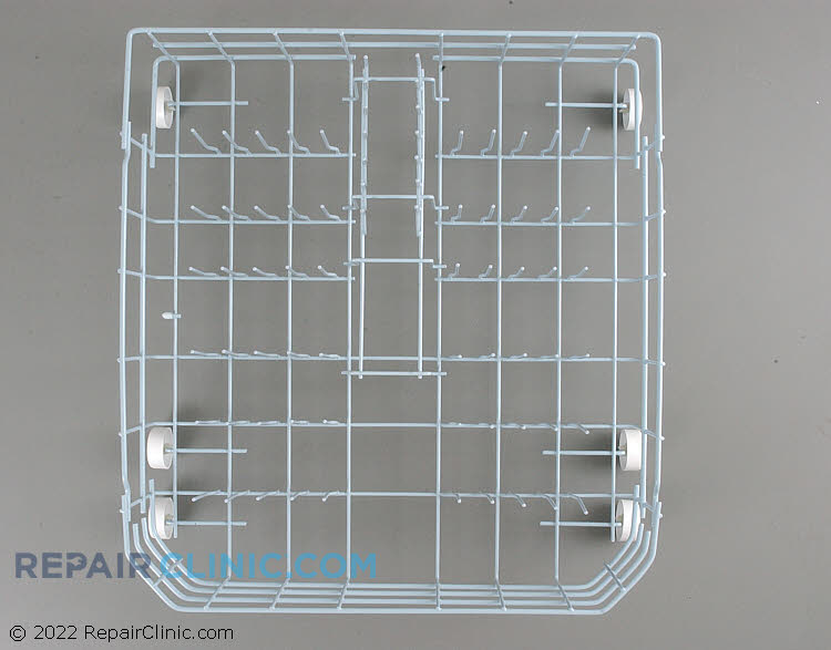 Lower Dishrack Assembly WD28X327 Alternate Product View
