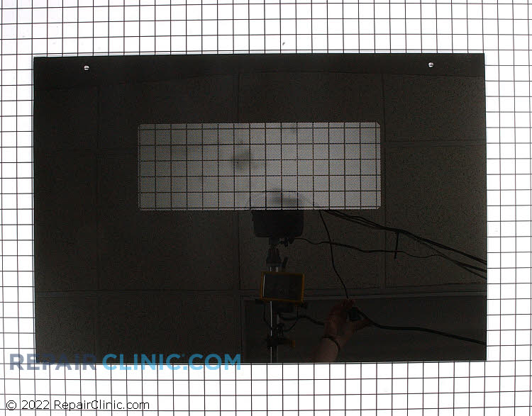 Outer Door Glass WB56X1902 Alternate Product View