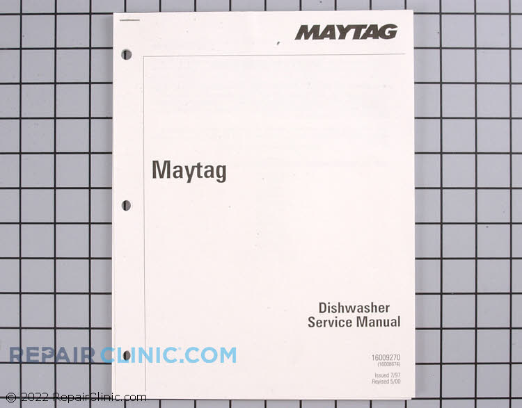 Manuals, Care Guides & Literature 16009270 Alternate Product View