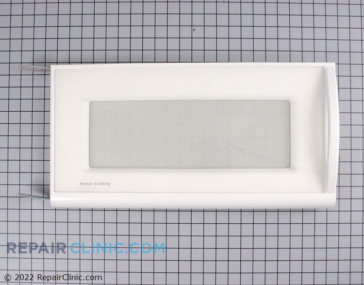 Door assembly (white model)