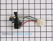 Lid Switch Assembly - Part # 722578 Mfg Part # WP8054980