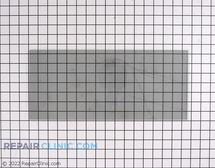 Inner Door Glass 284626 Alternate Product View