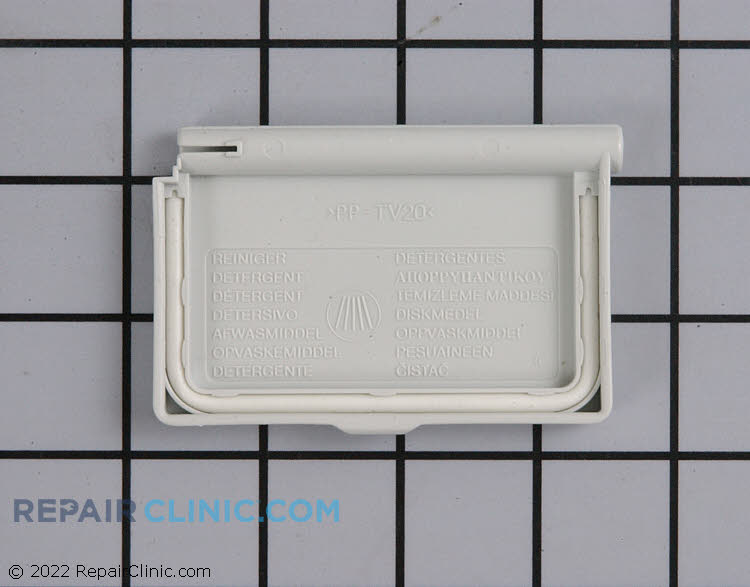 Detergent Dispenser Cover 00066319 Alternate Product View