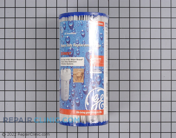 Replacement pleated water filter cartridge reduces contaminants including rust and corrosion, sand, and sediment. Replace every 3 months or 24,000 gallons for best performance.