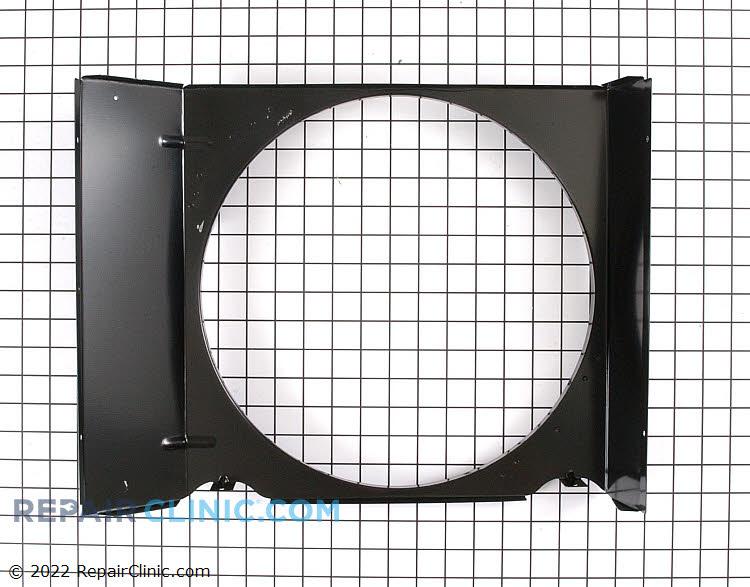 Fan Shroud WJ76X344 Alternate Product View