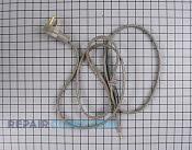 Power Cord - Part # 398917 Mfg Part # 1167754