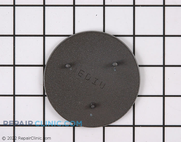 Surface Burner Cap WB29K10004 Alternate Product View