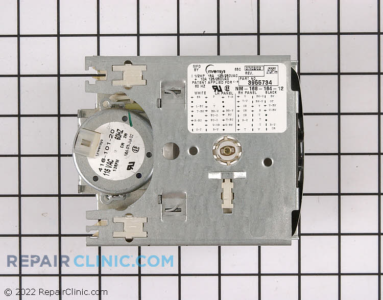 Timer WP3955734 Alternate Product View