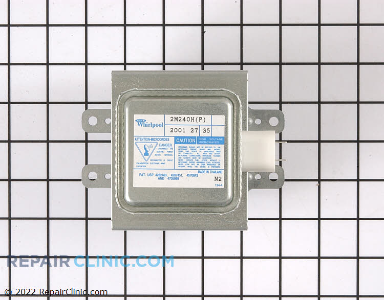 Magnetron WP4375424 Alternate Product View