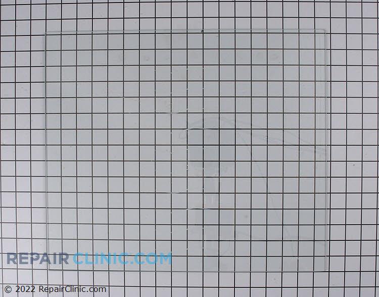 Glass Shelf WR32X10029 Alternate Product View