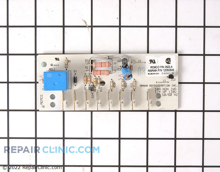 Defrost Control Board 12050505        Alternate Product View