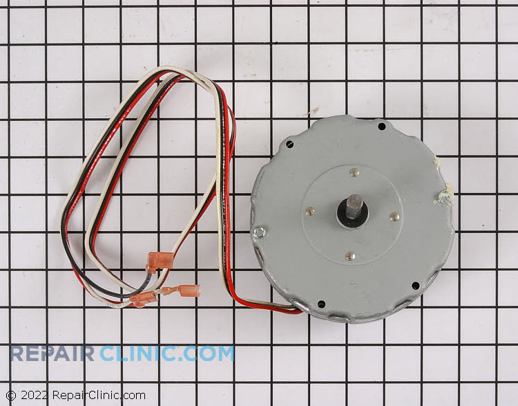Fan motor, 2 speed