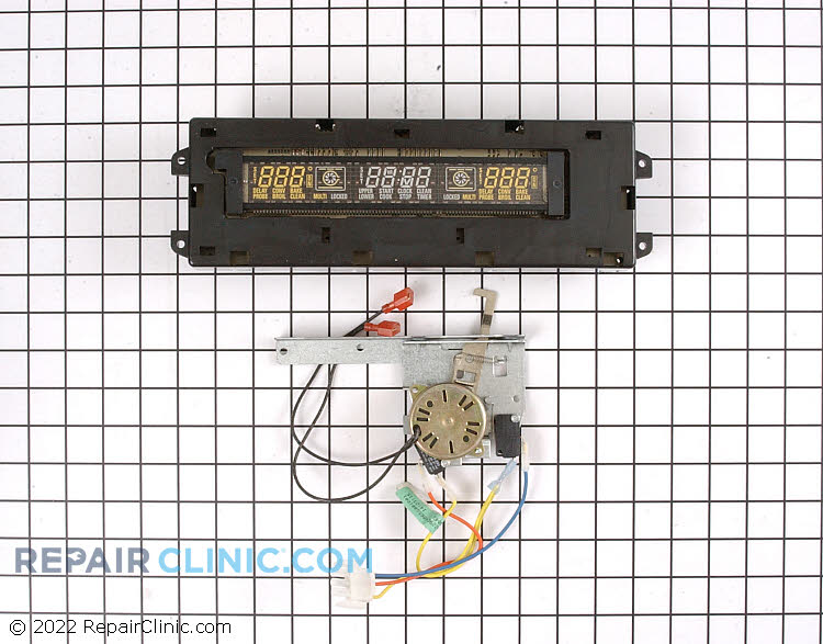 Oven Control Board WB27T10277      Alternate Product View