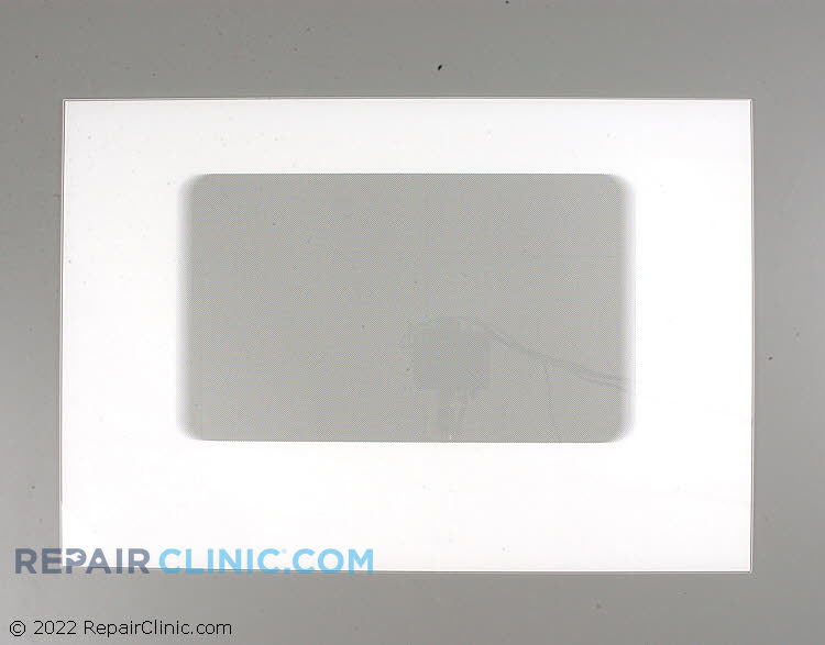 Outer Door Glass WP8053834 Alternate Product View