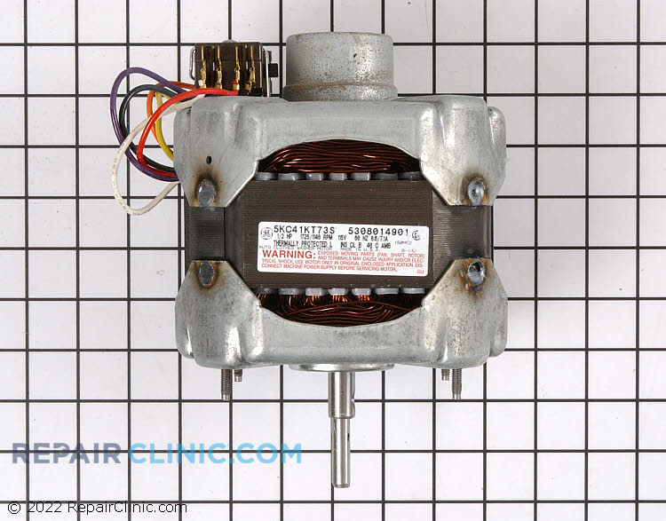 Drive Motor 5308014901 Alternate Product View