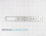 Control Panel Trim - Part # 781346 Mfg Part # 316042600