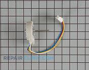 Condenser Fan Motor - Part # 1093723 Mfg Part # WR84X10055