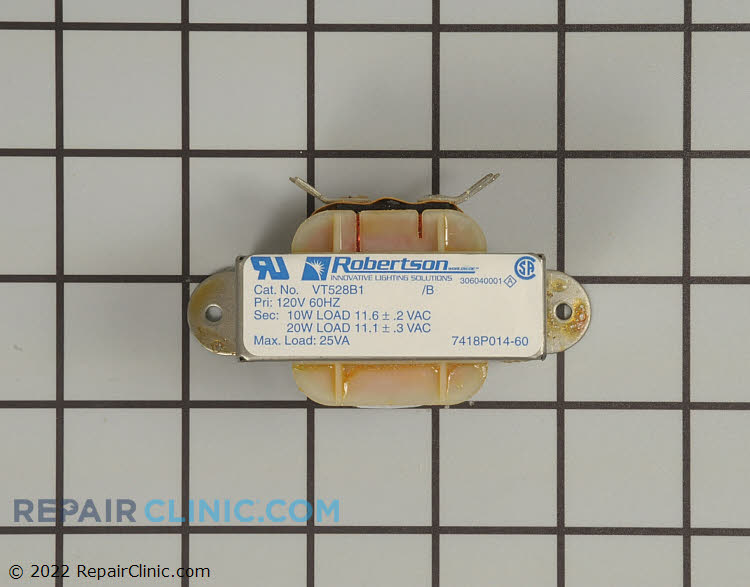 Step Down Transformer 74005456 Alternate Product View
