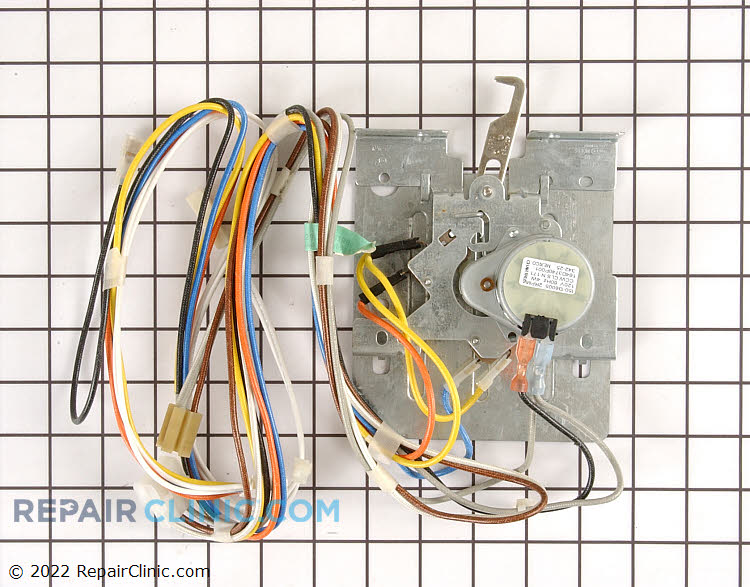 Door Lock Motor and Switch Assembly WB15T10018 Alternate Product View