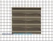 "Baffle filter 8-15/16"" x9-9/16"" - Part # 1931674 Mfg Part # SV13429"