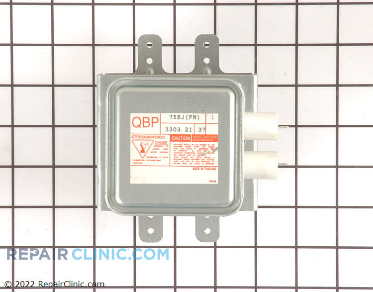 Magnetron RVMZA089WRE0 Alternate Product View