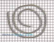 Gasket - Part # 1481127 Mfg Part # WPW10162386