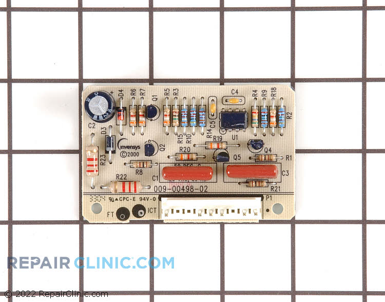Temperature Control Board 134226600       Alternate Product View