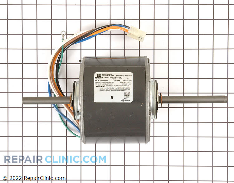 Fan Motor 1157655         Alternate Product View