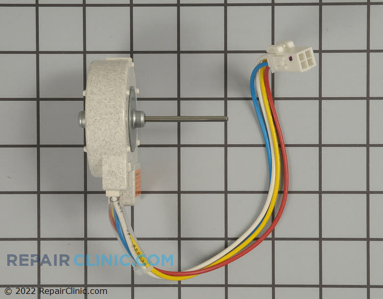 Condenser Fan Motor WR60X10209 Alternate Product View