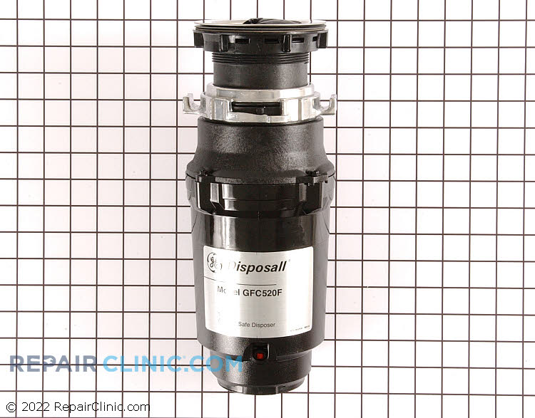 Garbage Disposer GFC520V Alternate Product View