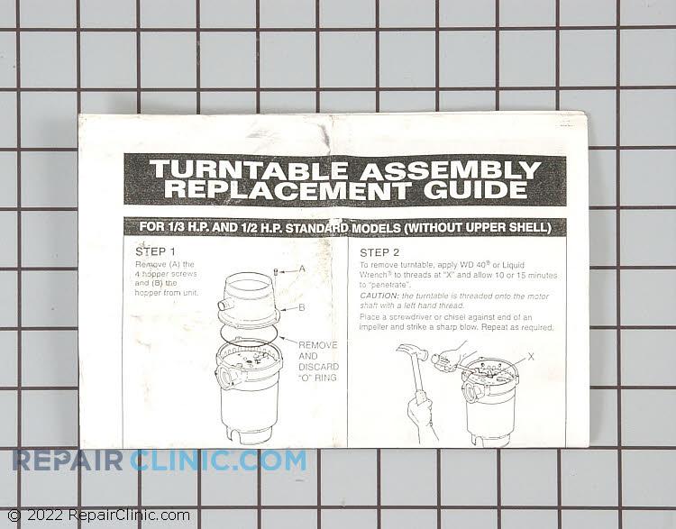 Shredding Plate 027C028S02 Alternate Product View