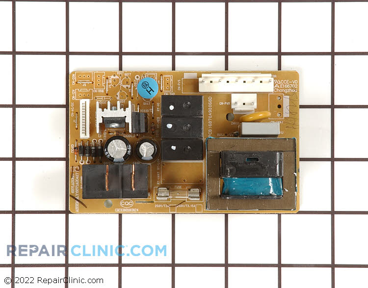 Main Control Board 6871A20417C     Alternate Product View