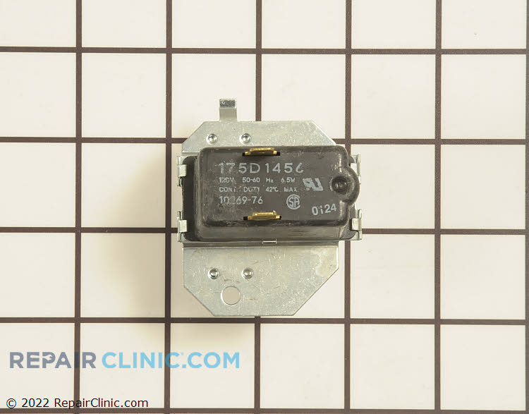 Buzzer Switch WE4X798 Alternate Product View