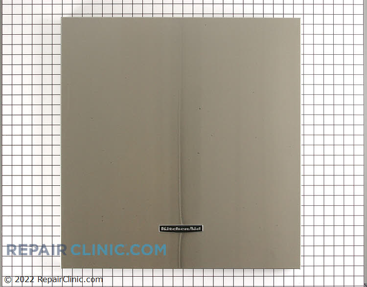 Front Panel W10415877       Alternate Product View