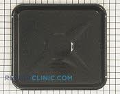 Broiler Pan - Part # 1542863 Mfg Part # WP3401F075-19