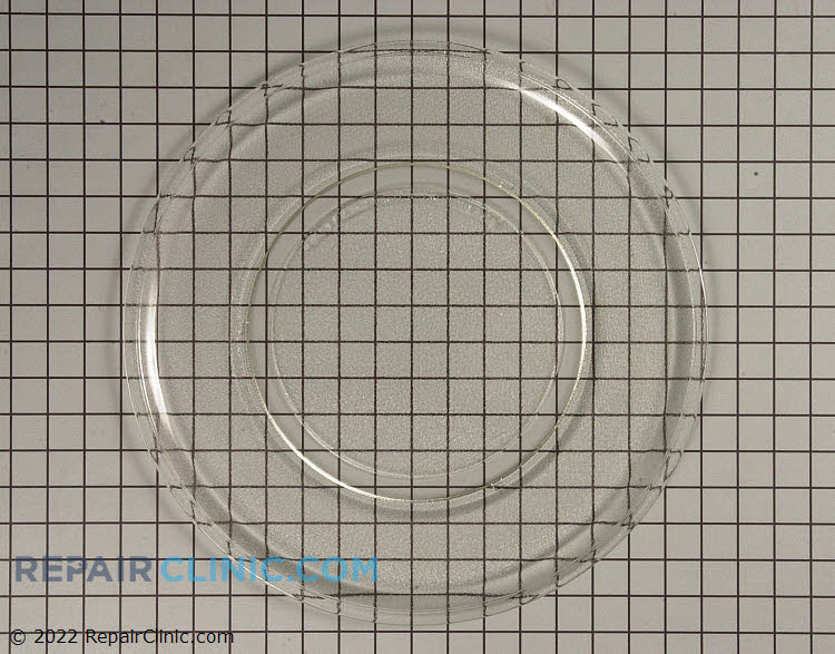 Glass Tray 3390W1G006B Alternate Product View