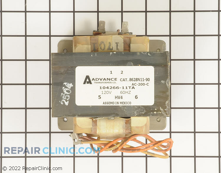 High Voltage Transformer 10426611        Alternate Product View