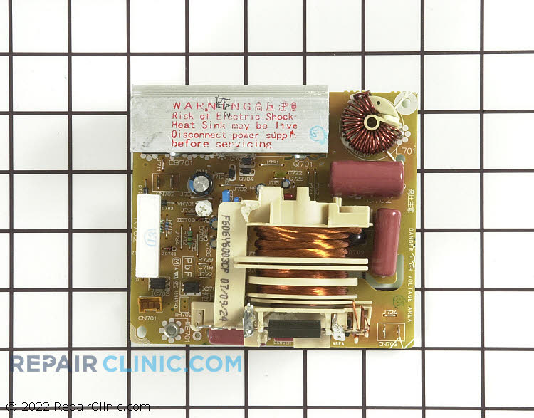 Power Supply Board 00643049 Alternate Product View